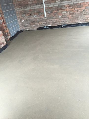 floor screeding services chester