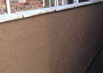 external plaster services
